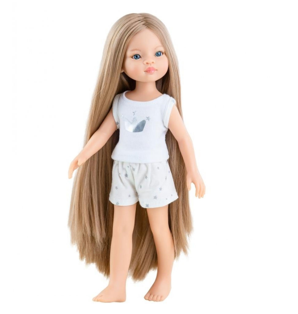 Paola Reina poppen Paola Reina Amigas doll Manica