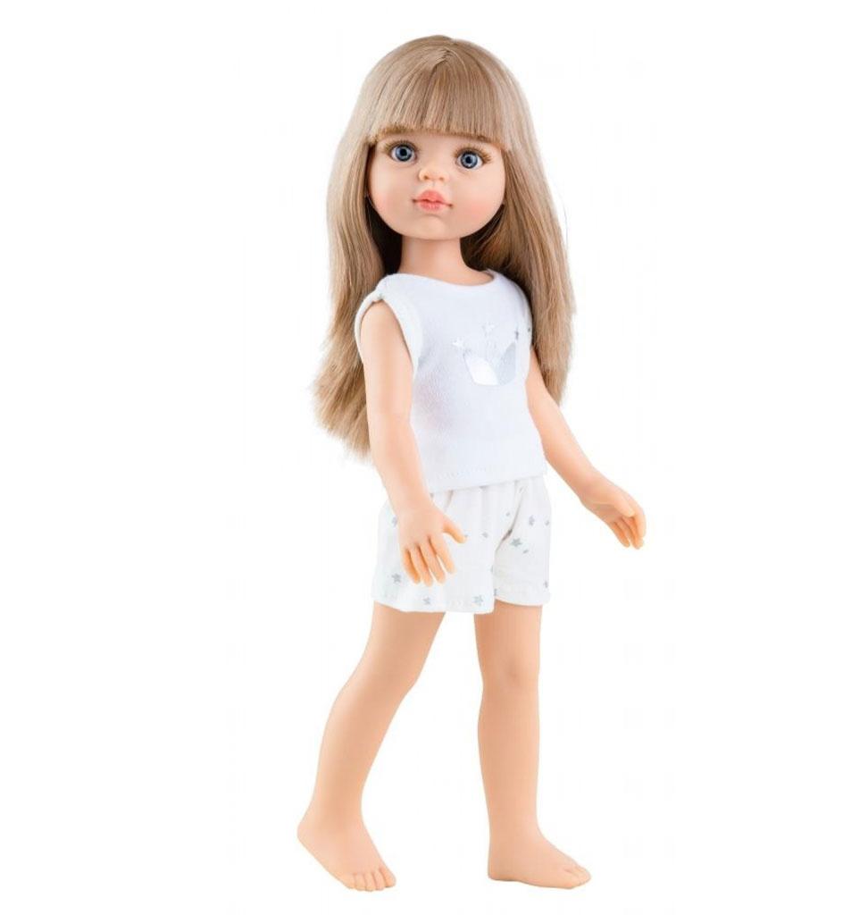 Paola Reina poppen Paola Reina Amigas doll Carla 32 cm