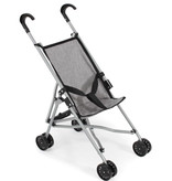 Doll stroller buggy gray for the Gordi baby dolls from Paola Reina