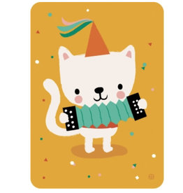 By-Bora Bora card cat