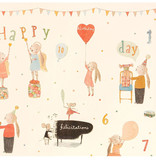 Maileg Wrapping paper Maileg Multi Dots - Copy