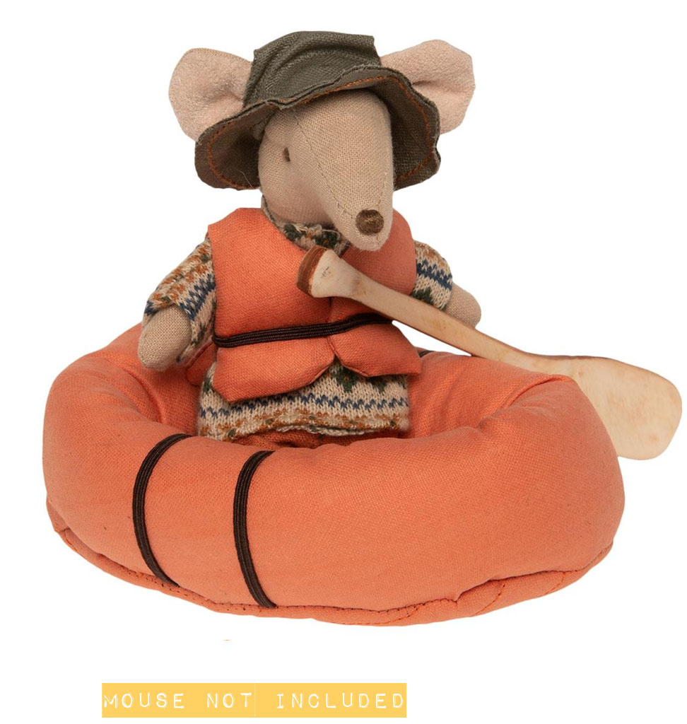 Maileg Maileg rubber boat for the mice
