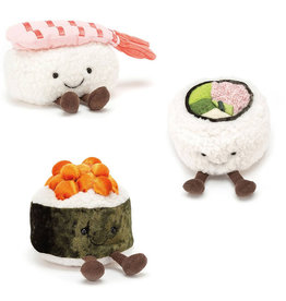 Jellycat knuffels Jellycat Silly Sushi California