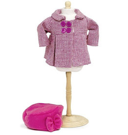 By Astrup   Jacket with hat for the Gordi dolls