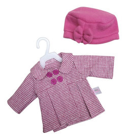 By Astrup / Mini Mommy  Coat with hat for the Gordi dolls