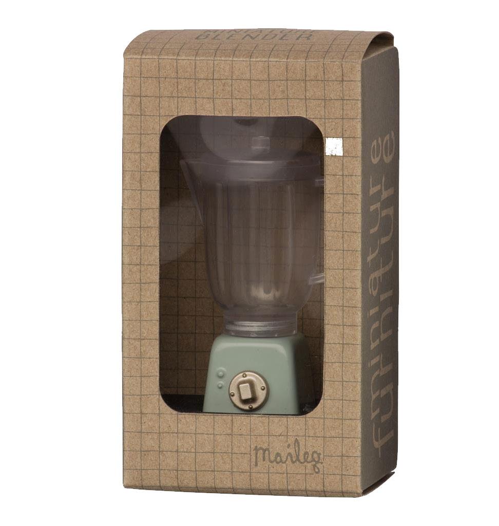 Maileg Maileg miniatuur blender mintgroen 9 cm