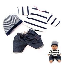 Paola Reina poppen Paola Reina clothing set Gordi boy Breton