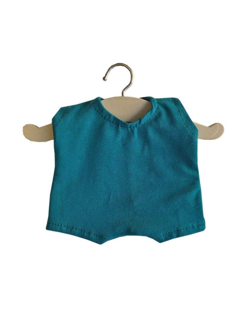 Minikane  Minikane Combi Short Bleu Canard für Peque Puppen