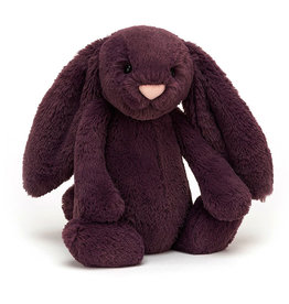 Jellycat knuffels Jellycat Bashful plum bunny medium