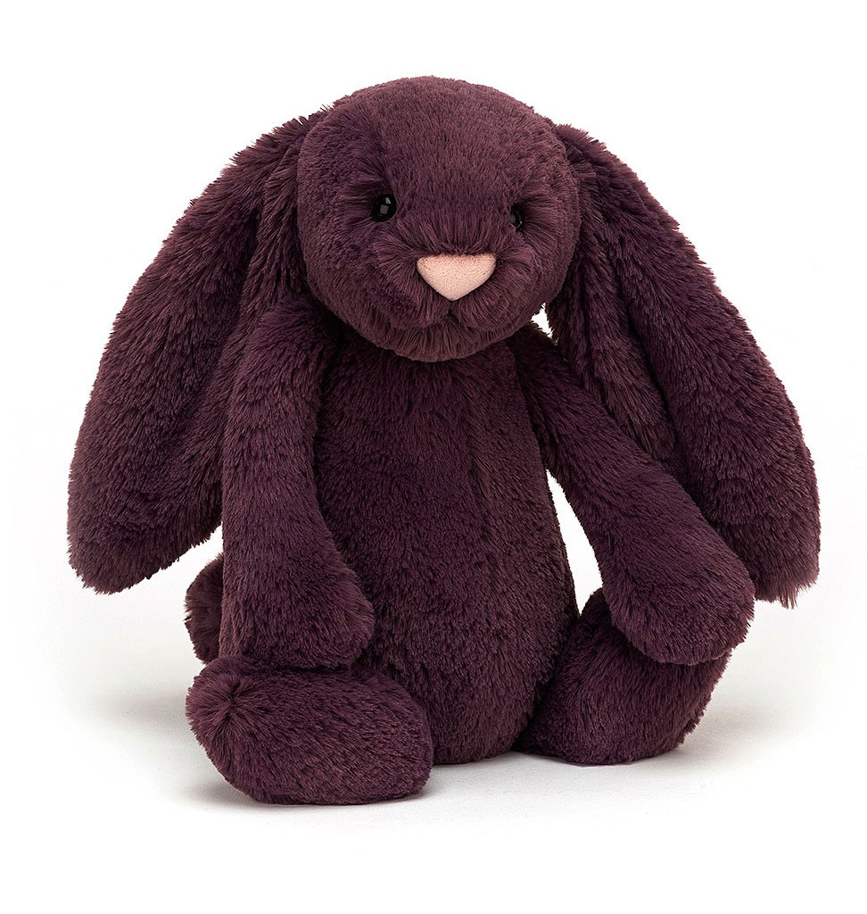 Jellycat knuffels Jellycat Bashful Saffron bunny medium - Copy