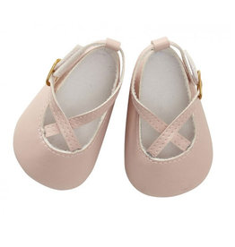 By Astrup / Mini Mommy  ByAstrup pink shoes for Gordi baby doll