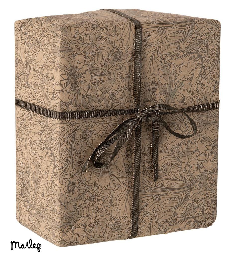 Maileg Maileg Geschenkpapier Blumen