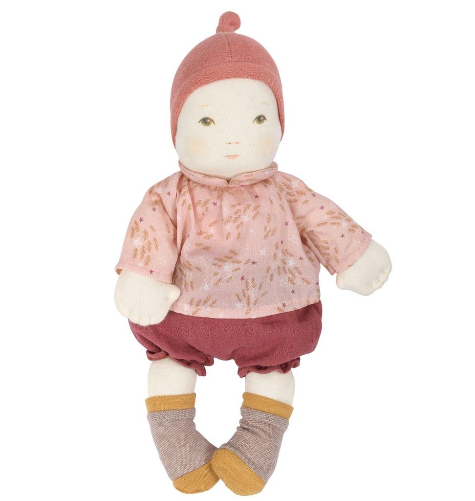 Moulin Roty Moulin Roty Babypuppenmädchen 32 cm