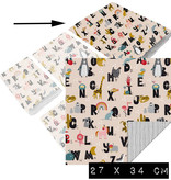 10 x House op Products kadozakje dieren 27 x 34 cm