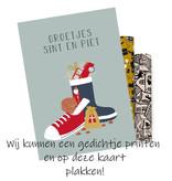 Sinterklaas card
