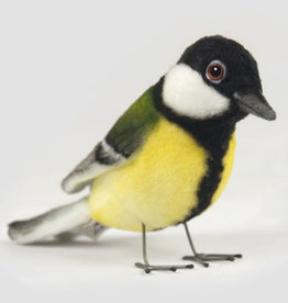 Hansa knuffels Hansa creation great tit