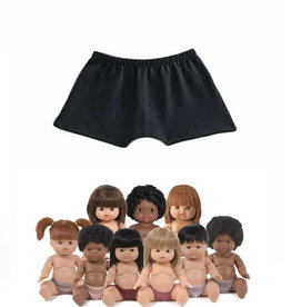Minikane  Minikane short Emma black for Gordi dolls