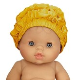 Minikane  Minikane bathing cap for Gordi dolls / color moutarde