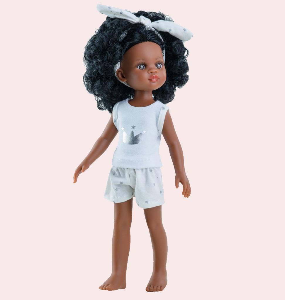 Paola Reina poppen Paola Reina Amigas Puppe Nora 32 cm