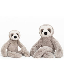 Jellycat knuffels Jellycat Bailey sloth small