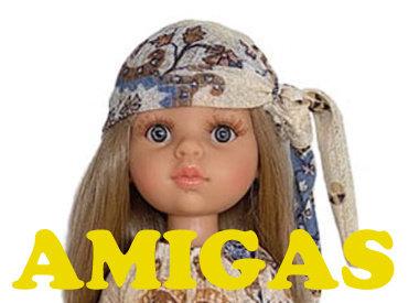 Paola Reina Amigas poppen