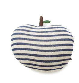 Oeuf NYC Oeuf NYC striped apple pillow