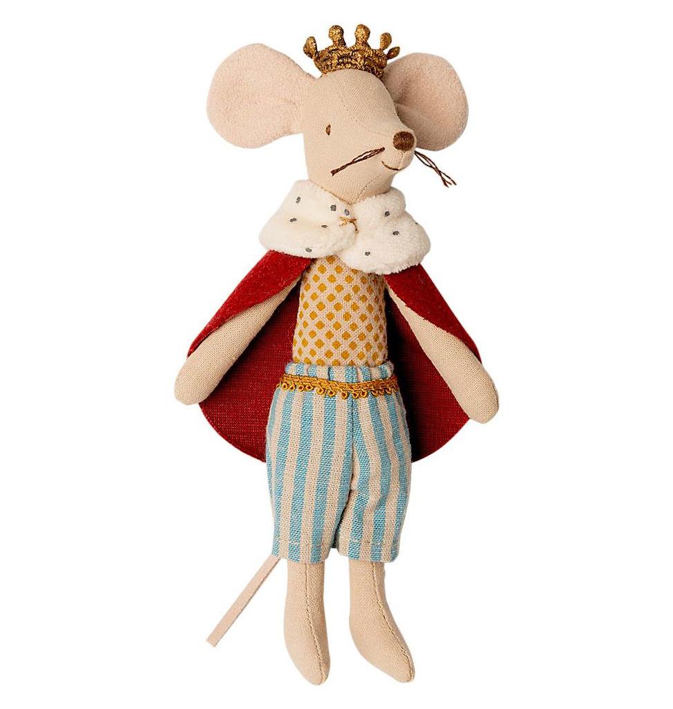 Maileg Maileg mouse king 15 cm