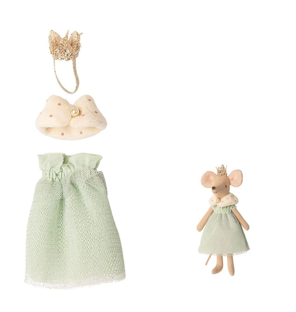 Maileg Maileg clothing set mouse queen