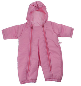 By Astrup / Mini Mommy  Minimommy snowsuit pink for Gordi dolls