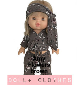 Minikane  Minikane Zoé Gordi doll with clothing set ensemble amy