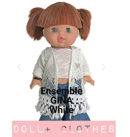 Minikane  Minikane Gordi doll Gabrielle with Gina clothing set