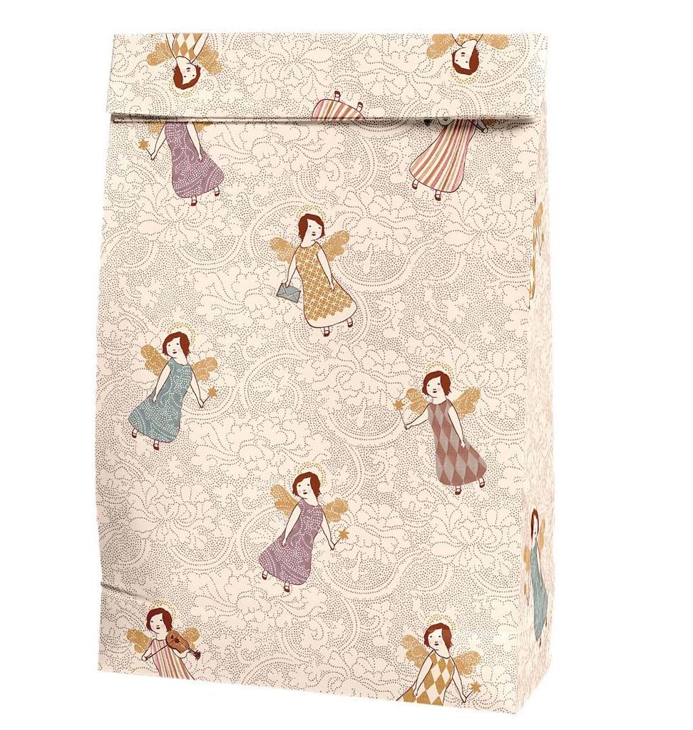 Maileg Maileg gift bag angels 29 x 18 cm