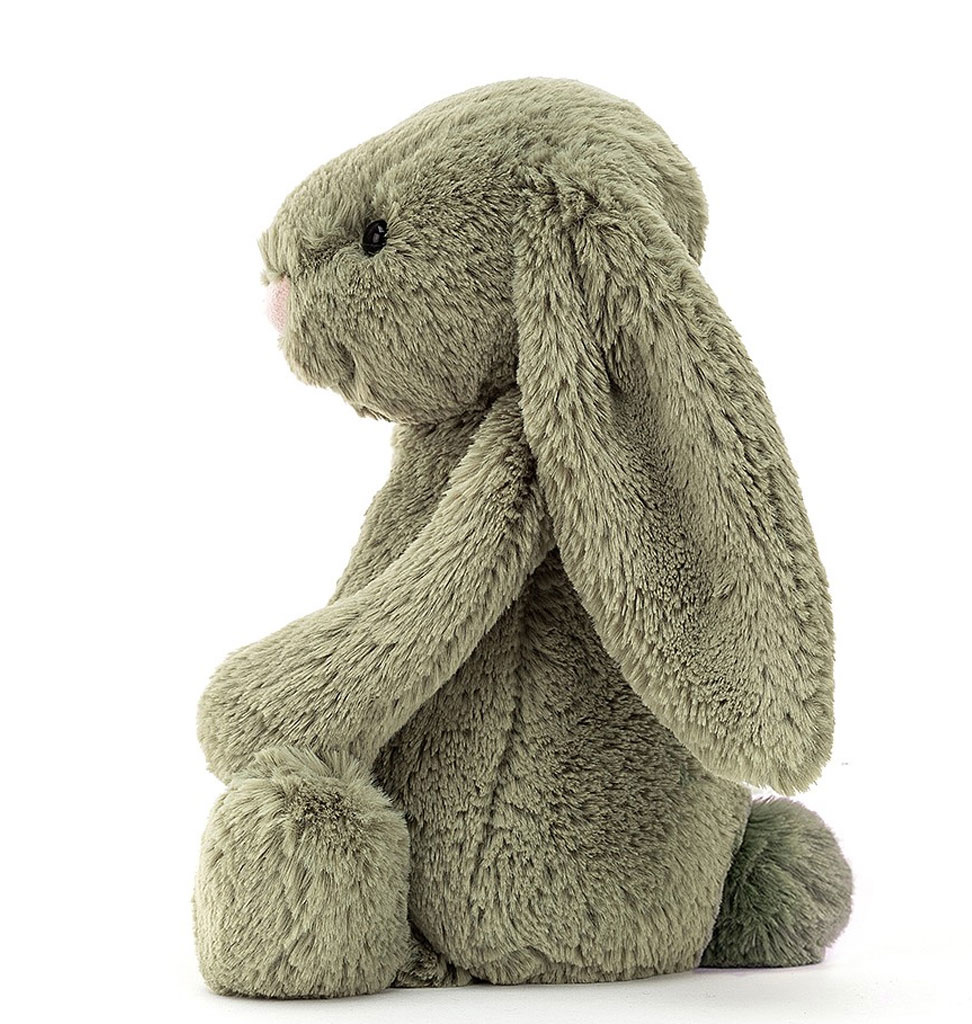 Jellycat knuffels Jellycat Medium Bashful Fern Bunny