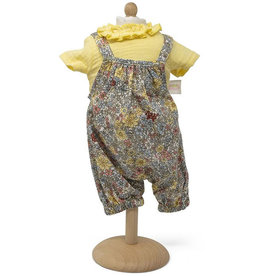 By Astrup / Mini Mommy  Mini Mama Puppe Kleidung Overall Pastellblumen