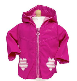 By Astrup / Mini Mommy  Mini Mommy pink coat for dolls