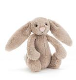 Jellycat knuffels Jellycat Bashful beige bunny small 18 cm