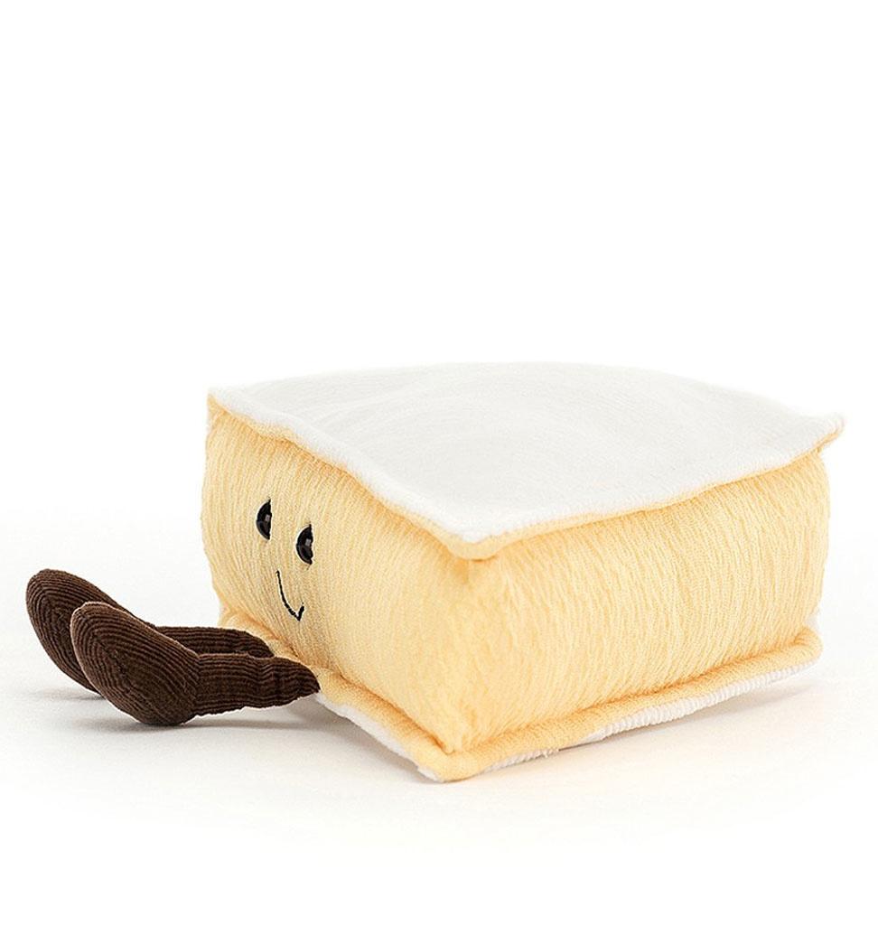 Jellycat knuffels Jellycat Amüsierbarer Brie