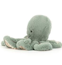 Jellycat knuffels Jellycat Odyssey octopus little