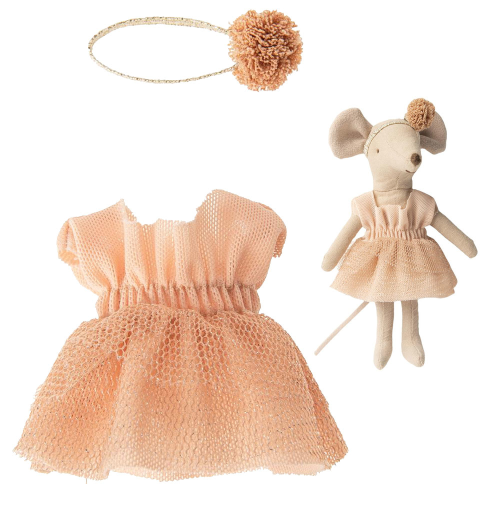 Maileg Maileg dance clothes ballerina mouse Giselle
