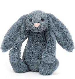 Jellycat knuffels Jellycat medium Bashful Dusky blue bunny