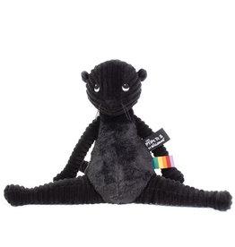 Les Déglingos  Les Déglingos zwarte otter 39 cm