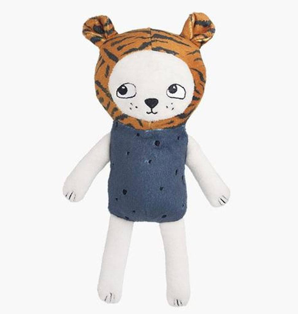 Luckyboysunday Luckyboysunday baby Tiger 25 cm