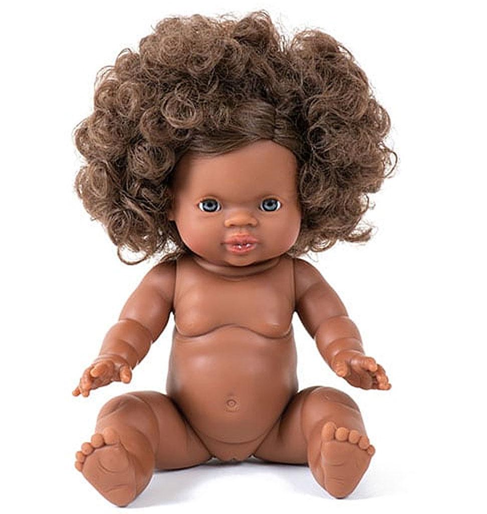 Minikane  Minikane / Paola Reina Gordi doll Charlie 34 cm