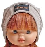 Minikane  Minikane beanie bonnet muts voor de Gordi poppen