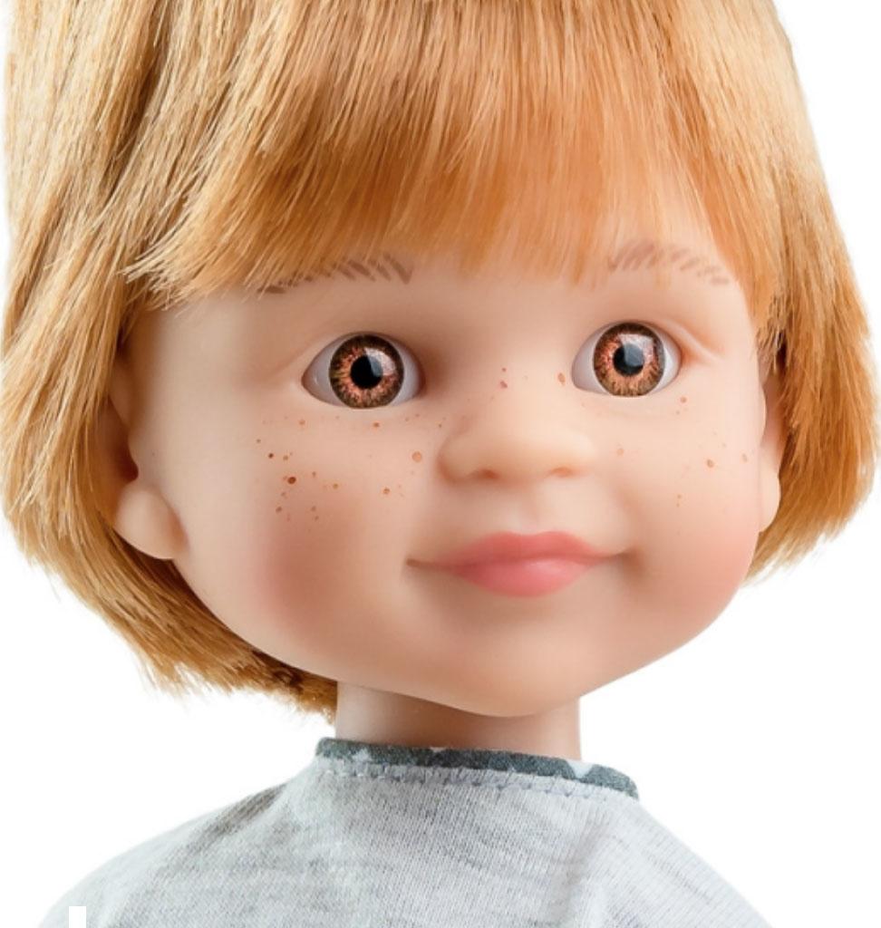 Paola Reina poppen Paola Reina Amigas Puppe Dario
