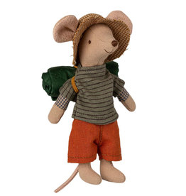 Maileg Maileg Big Brother hiker mouse