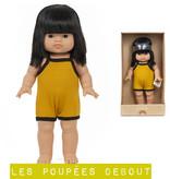 Minikane  Minikane / Paola Reina pop Jade-Lou 37 cm (kan rechtop staan)