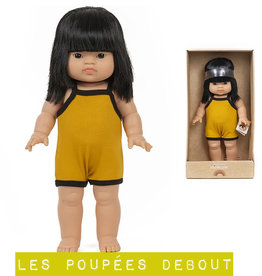 Minikane  Minikane / Paola Reina doll Jade-Lou 37 cm (can stand upright)