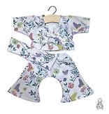 Minikane  Minikane ensemble Amy en jersey Butterfly voor Gordi poppen