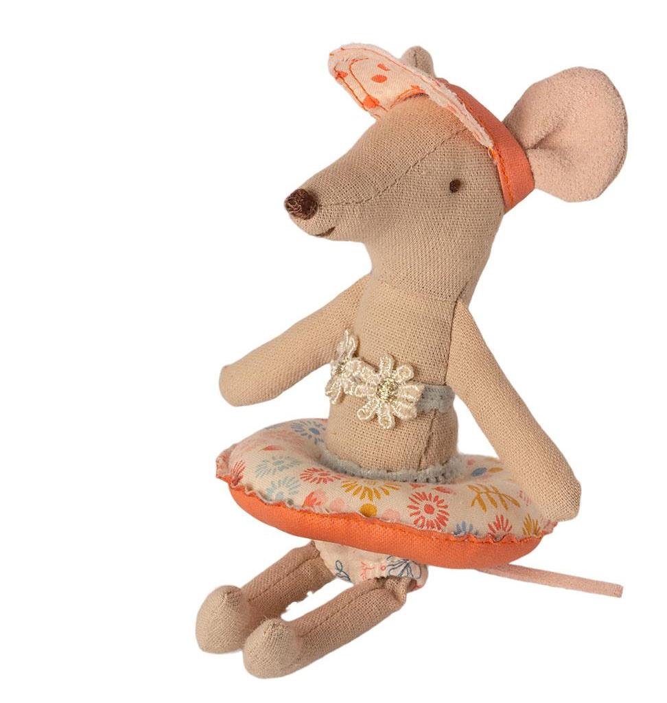 Maileg Maileg Schwimmring  mit Blumen für die Maileg Mäuse